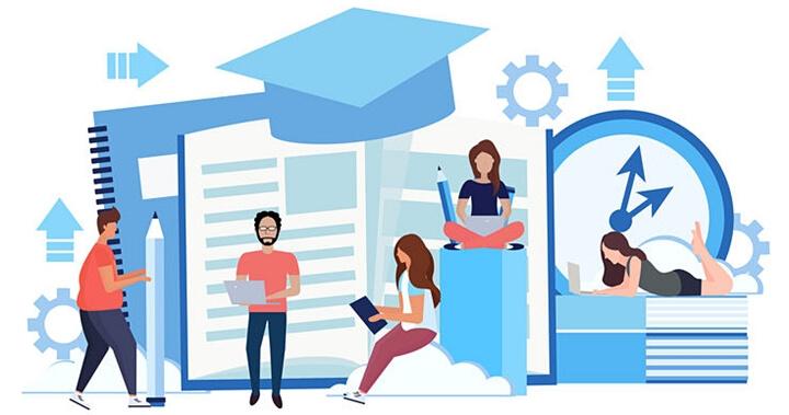 Academy de recursos y cursos de marketing digital y negocios online.