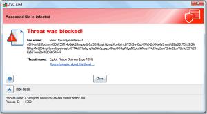 amenaza-detectada-antivirus-anitmalware-sitio-web-seguro