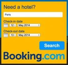 Ganar dinero con tu blog de viajes con Booking