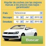 Ganar dinero monetizando tu blog con RentalCar