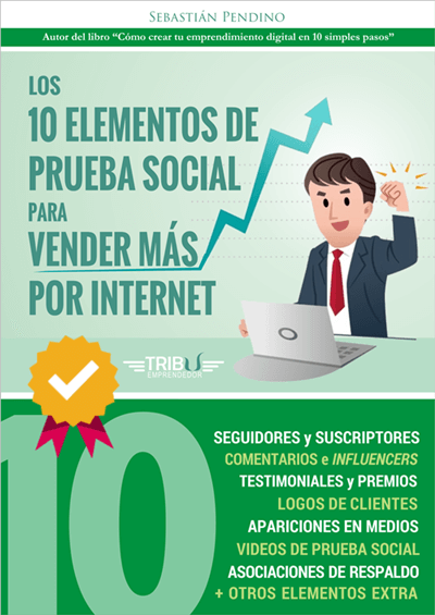 DESCARGA GRATIS: Miniguia - Los 10 elementos de Prueba Social - (Versión PDF)