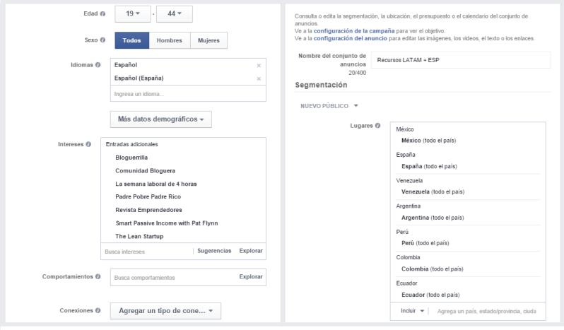Cómo conseguir suscriptores con Facebook Ads