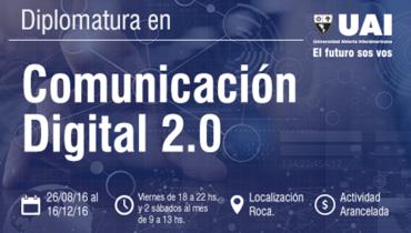 [Curso universitario] Diplomatura en Comunicación Digital 2.0