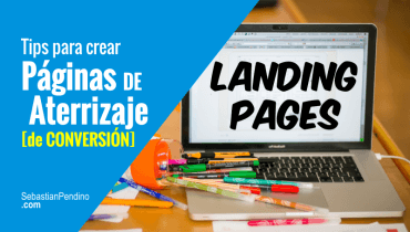 Usabilidad + inbound: landing page de conversión