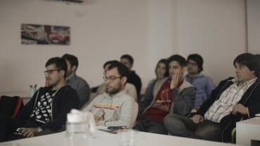 Conferencia sobre modelos de negocios digitales para emprendedores