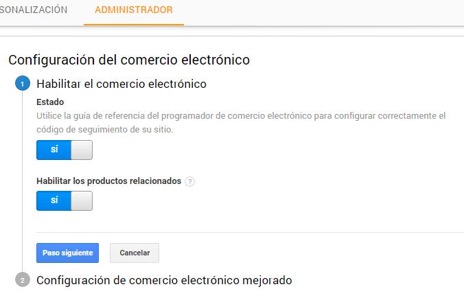 google-analytics-configurar-comercio-electronico