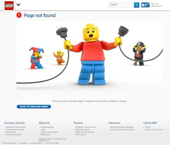 error-404-usabilidad-lego