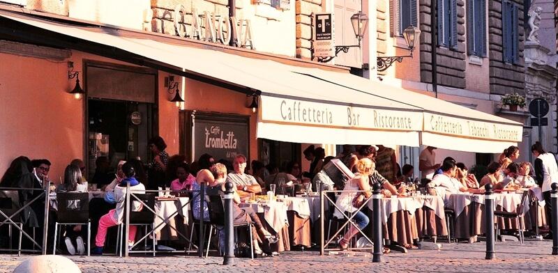 prueba social web restaurante cialdini