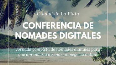 [Conferencia] La Plata: Comunidad de Nómadas Digitales Argentina.