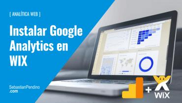 Cómo instalar Google Analytics en Wix