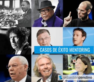 Casos de éxitos y ejemplos de personas reconocidas que alcanzaron éxito con ayuda de un mentor