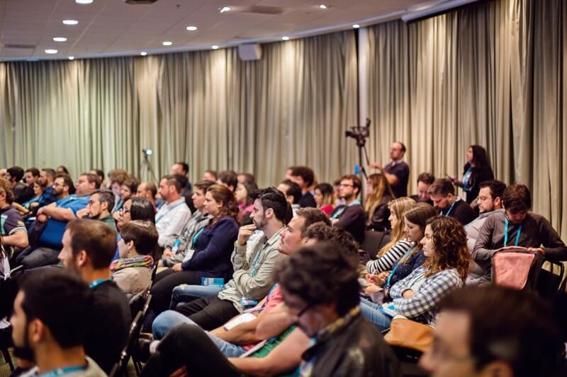 Público de la WordCamp