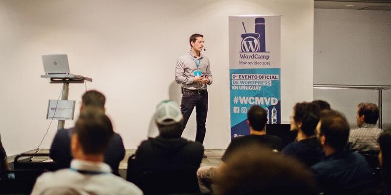 Sebastián Pendino WordCamp Speaker Montevideo (Uruguay)