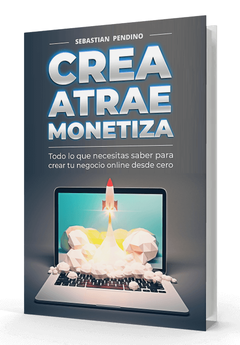 ebook: Crea Atrae Monetiza 1