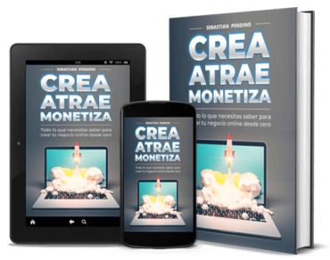 ebook: Crea Atrae Monetiza