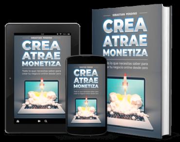 ebook: Crea Atrae Monetiza 3