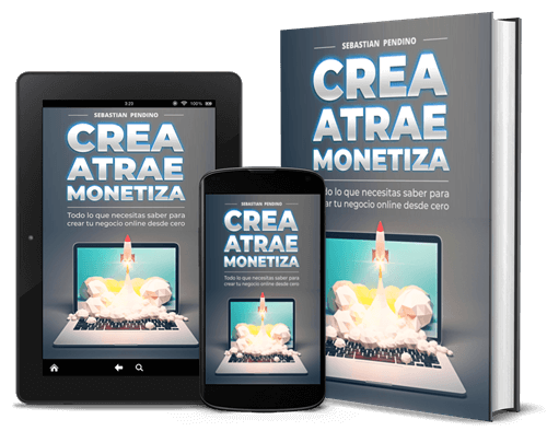 ebook: Crea Atrae Monetiza 3
