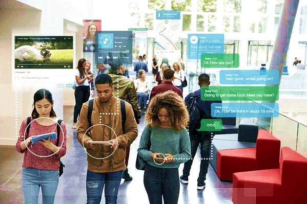 Redes sociales más utilizadas por clientes