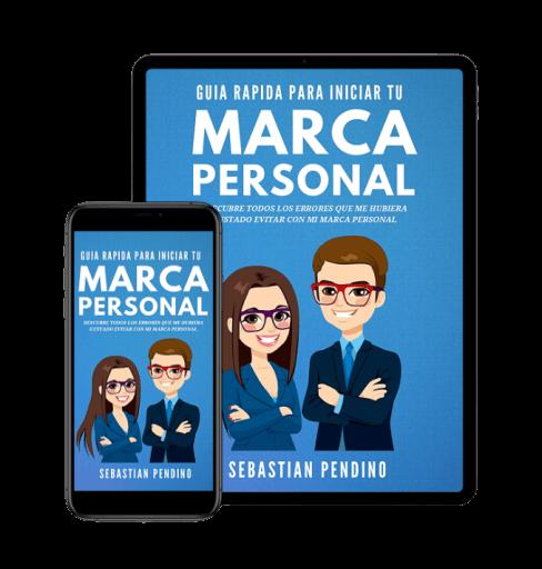 Guía de Marca Personal en PDF para descargar gratis