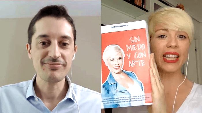 Libro de Mireia técnicas de comunicación y perder el miedo a hablar en público.