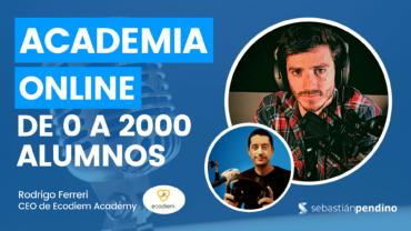 Entrevista Rodrigo Ferreri Ecodiem Escuela Online
