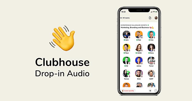 Qué es CLubhouse, red social de audio